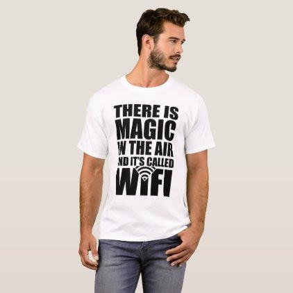 Magic In The Air T-Shirt