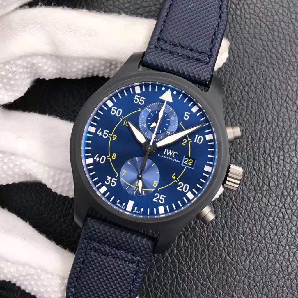 Z Factory Replica IWC Pilot Blue