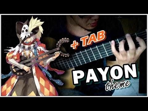 Ragnarok Online - Theme of Payon - Guitar Tab