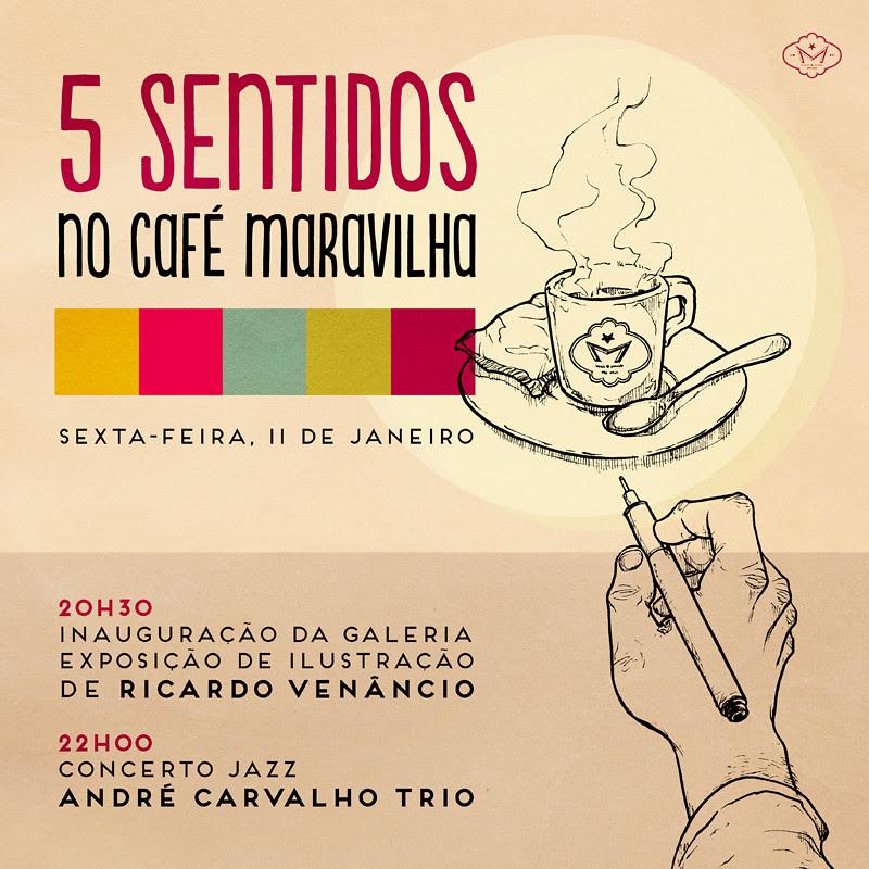 Flyer 5 Sentidos