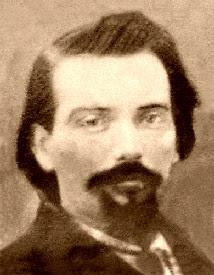 Clay Allison, 1875