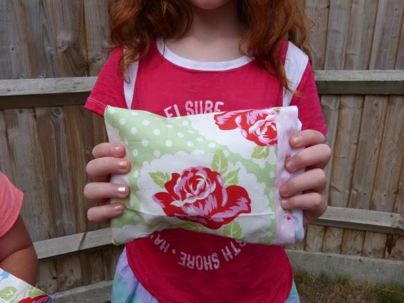 Cora's Doll Pillow