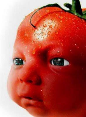 写真:トマト
