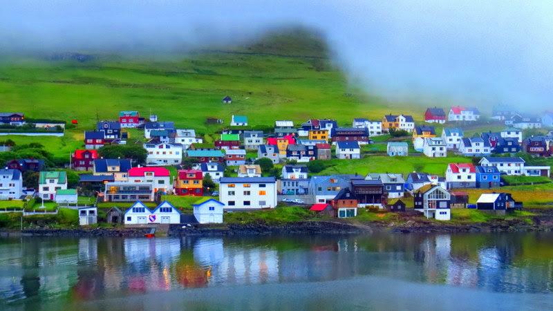 Resultado de imagem para Miðvágur