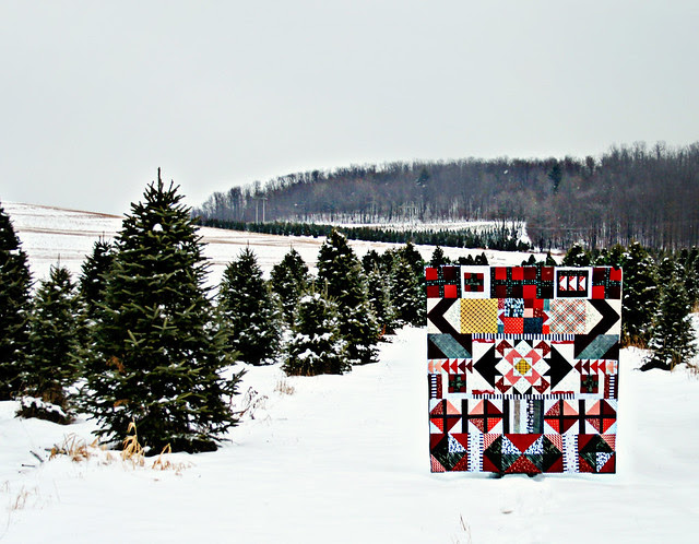 A Making Rows Quilt