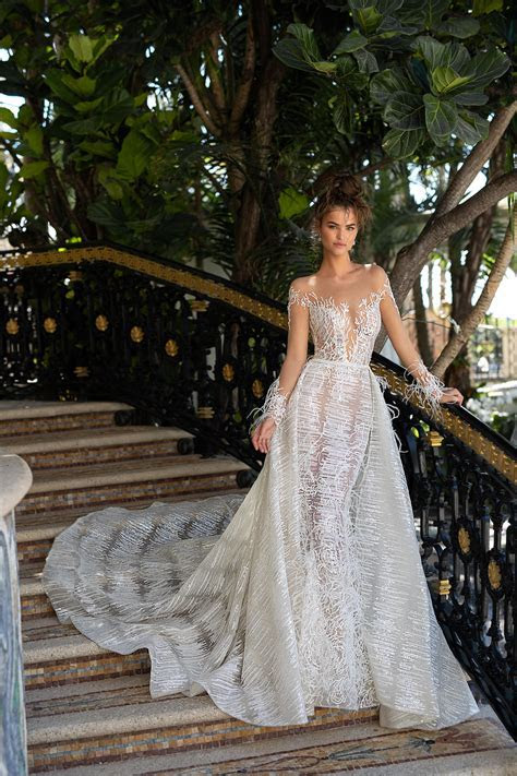 Miami Vice: Berta Wedding Dresses Spring/Summer 2019