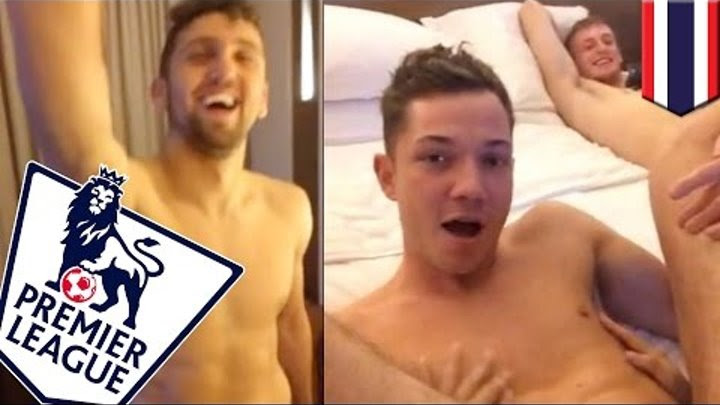 Leicester Players Sex Tape