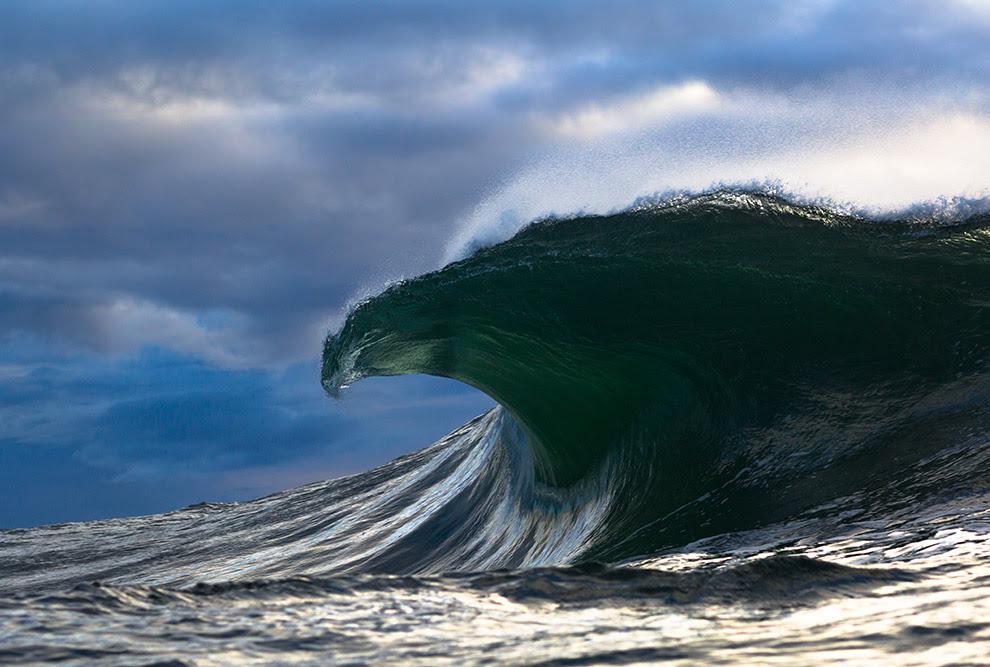 Волны океана