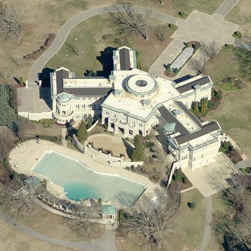 Rick Ross House In Fayetteville Ga Google Maps 4