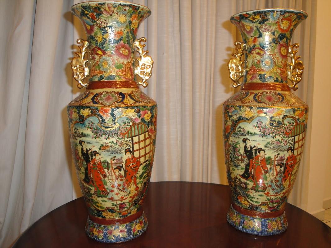 Resultado de imagem para vasos chineses