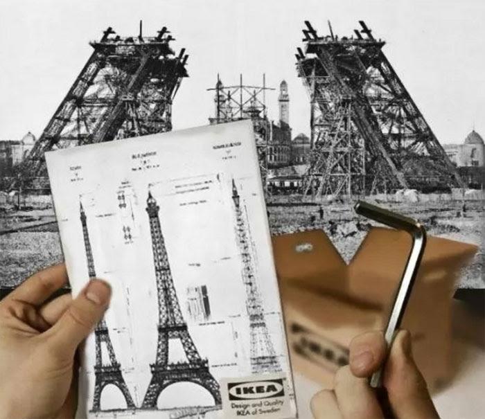 Eiffel Ikea