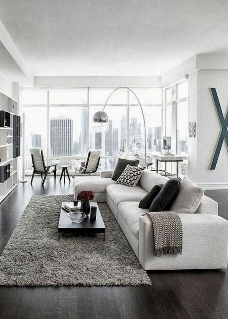 78+ Cozy Modern Minimalist Living Room Designs - Page 5 of 80
