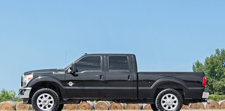 Rough Country Leveling Kit F250