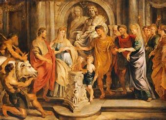 Bodas de Licinio y Constancia