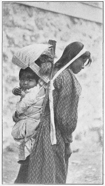 Photo of Mother and Papoose