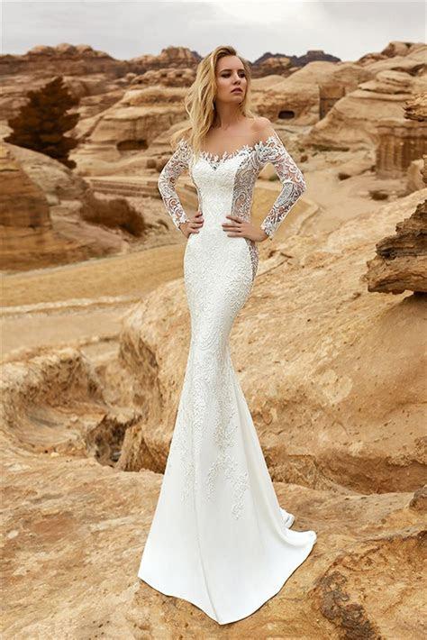 Latest Oksana Mukha 2018 Wedding Dresses Collection