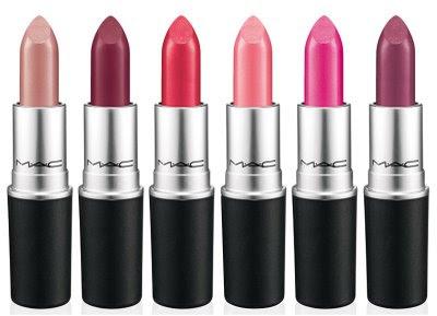 Swatches Rouges à Lèvres Mac Part 1 A Fleur De Peau