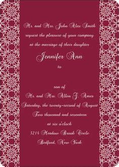 Christian Wedding Invitation Wording Samples Wordings and