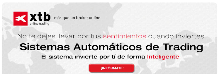 xtb - SISTEMAS AUTOMATICOS  DE TRADING