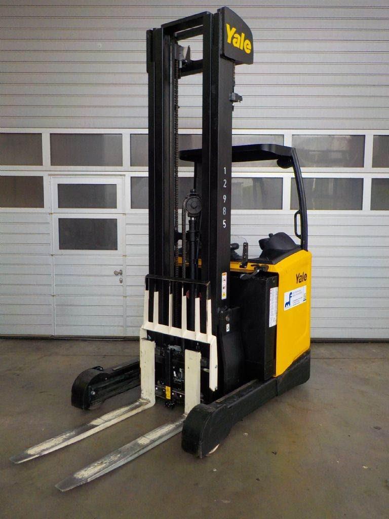 Yale Mr16 Used Eletric Reach Forklift Truck Www