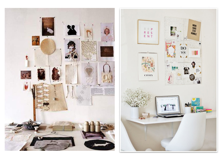Office & Workspace: Awesome Workspace Decorating Ideas With DIY