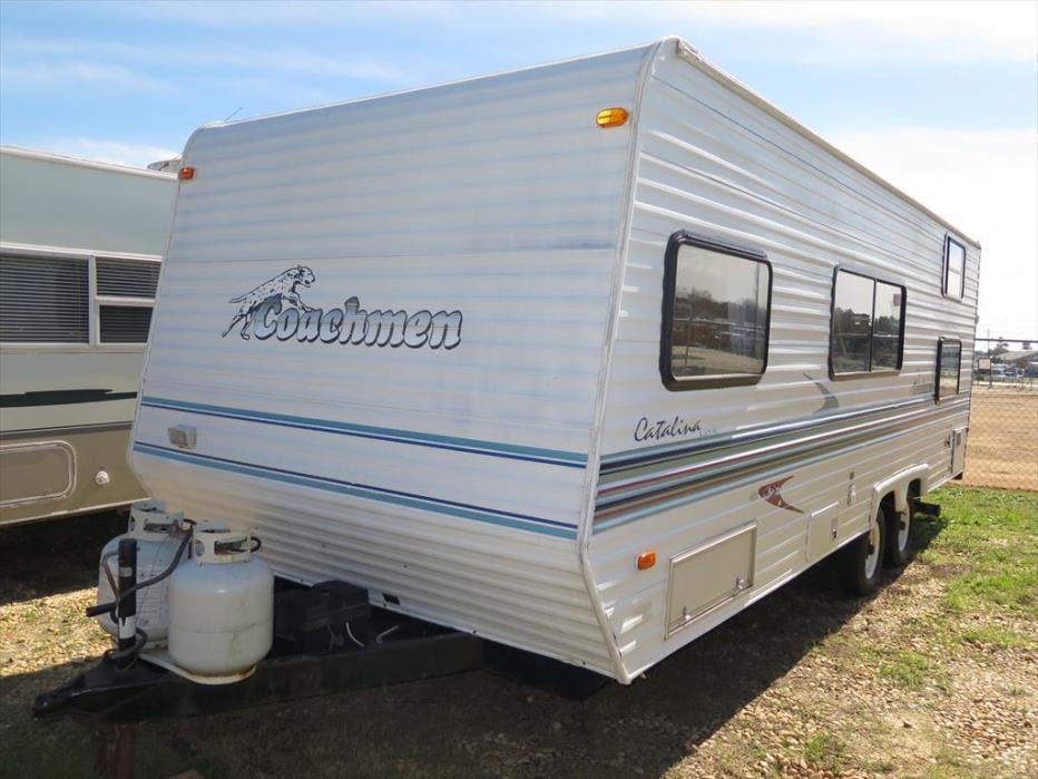 Coachmen Catalina 248 Rvs For Sale