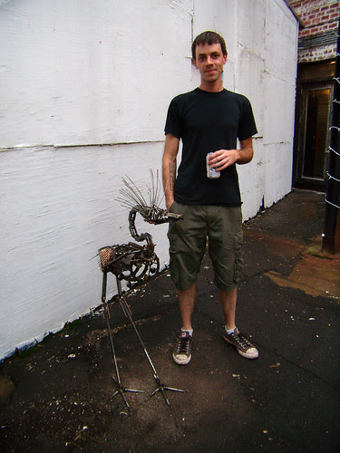 P5220235-Niche-Gallery-Grant-Spafford-Metal-Animal