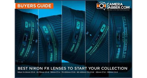 Best Nikon FX lenses to start your collection   Camera Jabber