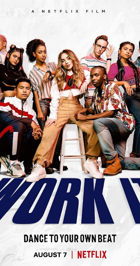Work It (2020) 720p WebRip English | Netflix Film