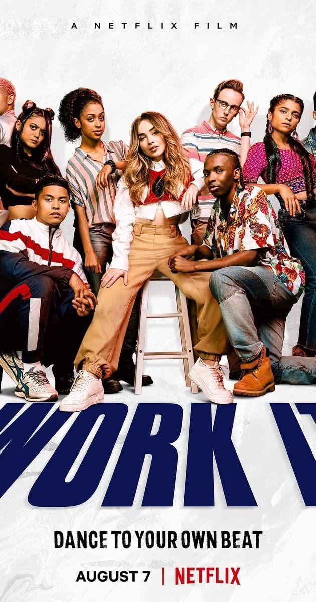 Work It (2020) 720p WebRip English | Netflix Film