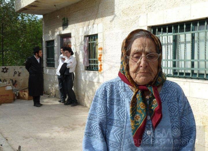 Elder evicted