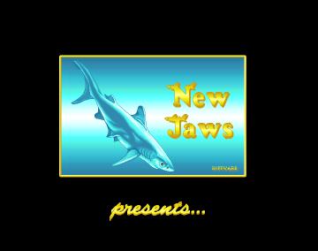 New Jaws logo