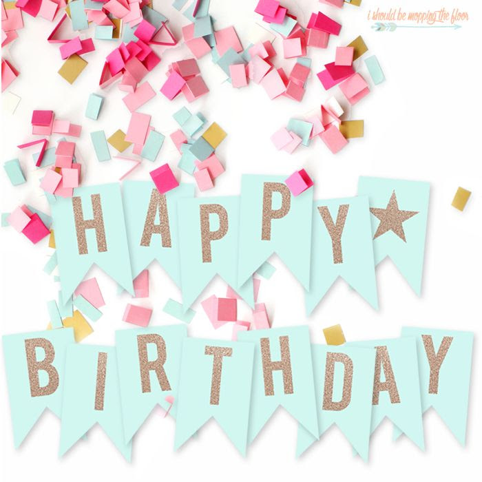 1000+ ideas about Printable Birthday Banner on Pinterest ...