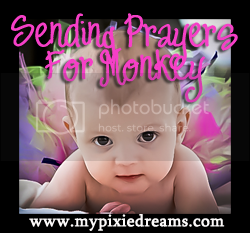 Pixie Prayer Button