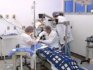 anestesia gratuita uberlândia (Foto: Reprodução/ TV Integração)