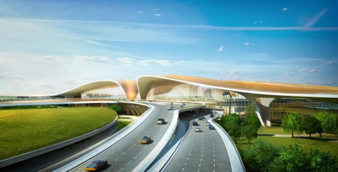 aeroporto zahha china