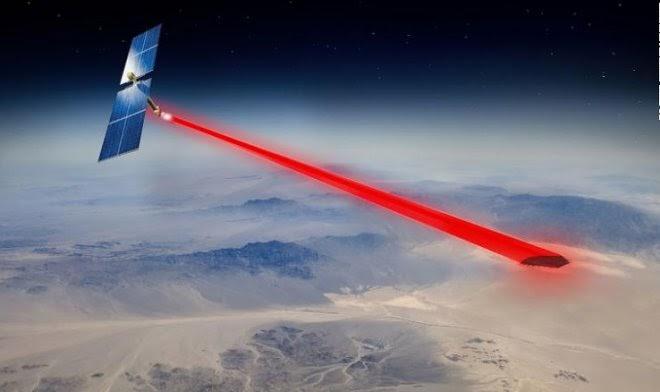 Американские военные испытали спутник, способный передавать солнечную энергию на Землю