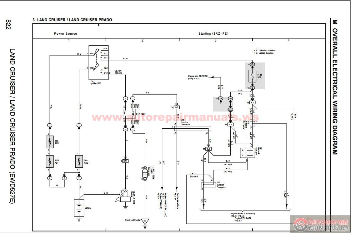 2006 Camry Wiring Diagram Library For 1990 Land Cruiser