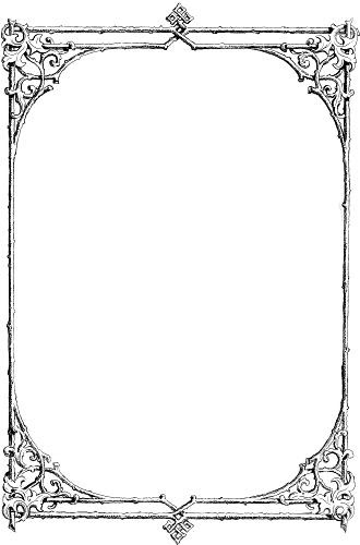 free clip art frames and borders