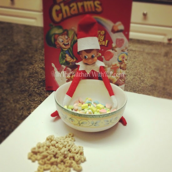 In The Kitchen With KP Elf on the Shelf ideas Archives - In The ...