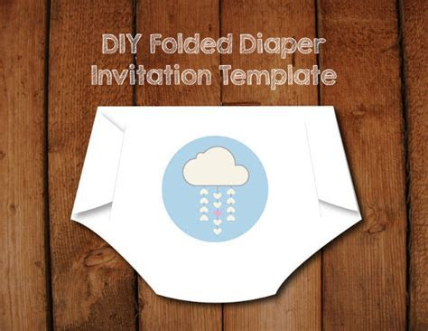 10  Diaper Invitation Templates   Free Sample, Example