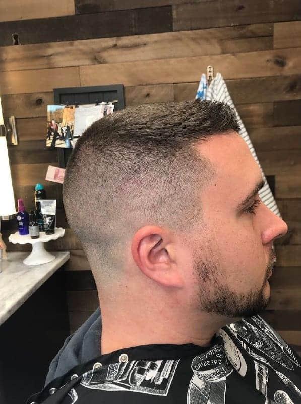 High Fade Haircut Styles Short Hair Men Bpatello
