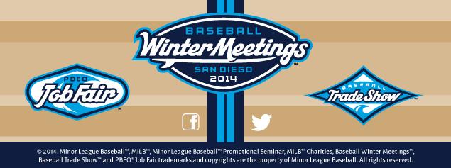 Baseball Winter Meetings footer