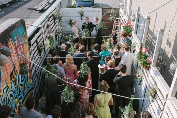 Katie & Markus' intimate wedding - Celine Kim Photography