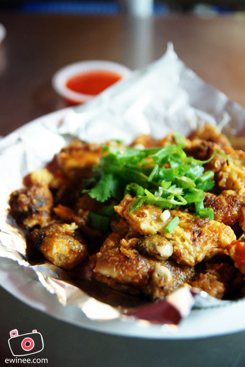 Penang-Fried-Oyster Gurney Drive