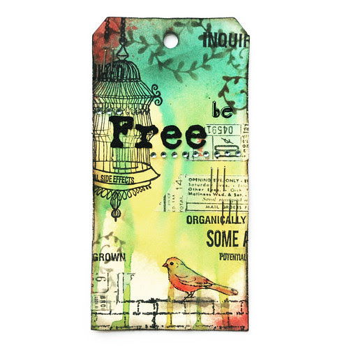 Be free - tag