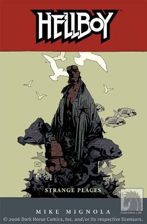 Hellboy, v. 6: Strange Places cover