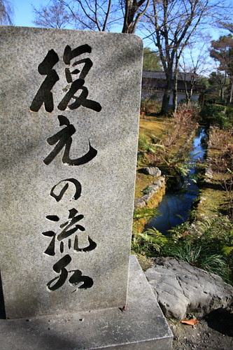 """Recovery"" Flow in Tenryuji, Kyoto"