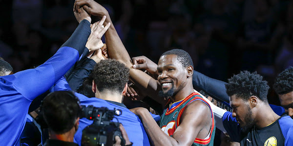 Google News - Kevin Durant returns to Seattle with Warriors - Overview ef4c7b87d