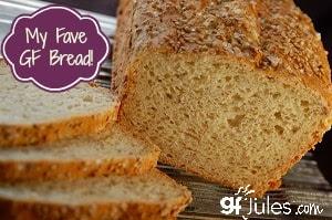 Delicious Gluten Free Bread!